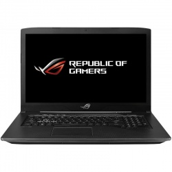 Laptop ASUS Gaming 17.3'' ROG GL703GE, FHD, Procesor Intel® Core™ i7-8750H