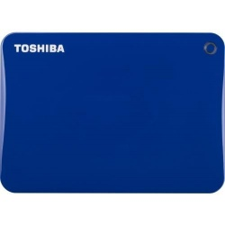 "HDD Extern Toshiba Canvio Connect II 3TB USB 3.0  2.5"" Albastru"