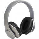 Casti audio MusicMan BigBass BT-X15, Bluetooth, Gri
