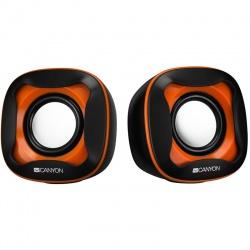 Boxe Canyon CNS-CSP202BO Black-Orange