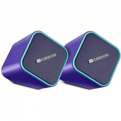 Boxe Canyon CNS-CSP203 2.0 Purple