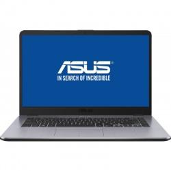 Laptop ASUS 15.6'' A505ZA, FHD, Procesor AMD Ryzen 3 2300U (4M Cache, up to 3.40 GHz), 4GB DDR4, 1TB, Radeon Vega 6, Endless OS