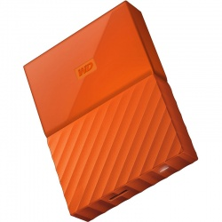 Hard disk extern WD My Passport 2.5 inch 2TB USB 3.0 Orange
