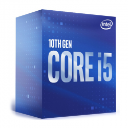 Procesor Intel Comet Lake, Core i5 10400 2.9GHz box