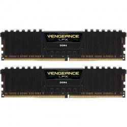 Memorie Corsair Vengeance LPX Black 32GB DDR4 2666MHz CL16 Dual Channel Kit