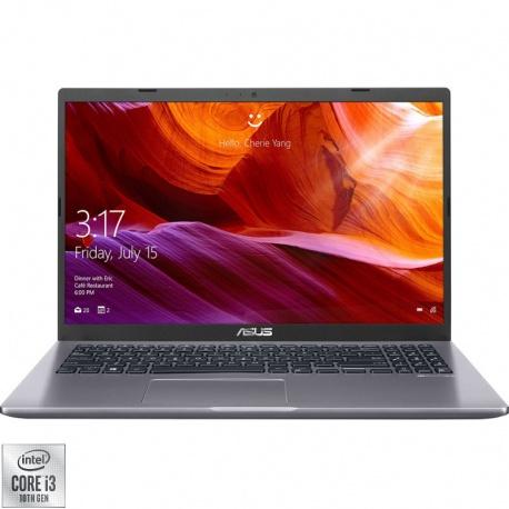 Laptop ASUS 15.6'' X509JB, FHD, Procesor Intel® Core™ i3-1005G1 , 4GB DDR4, 256GB SSD, GeForce MX110 2GB, No OS, Grey