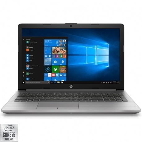 "Laptop HP 15.6"" 250 G7, FHD, Procesor Intel® Core™ i5-1035G1 ,8GB DDR4, 256GB SSD, GeForce MX110 2GB, Win 10 Pro, Silver"