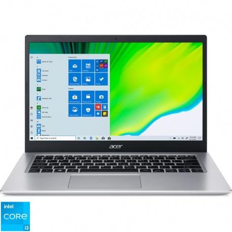 Laptop Acer 14'' Aspire 5 A514-54, FHD, Procesor Intel® Core™ i3-1115G4 , 8GB DDR4, 256GB SSD, GMA UHD, Win 10 Home