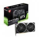 Placa video MSI GeForce RTX 3060 VENTUS 2X OC 12GB GDDR6 192-bit