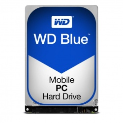 Hard disk notebook WD Blue, 1TB, SATA-III, 5400 RPM, cache 16MB, 7 mm