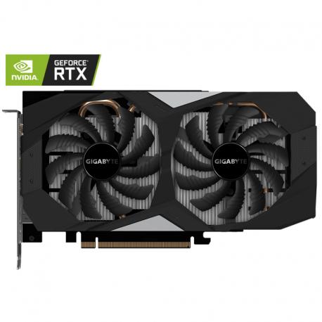 Placa video GIGABYTE GeForce RTX 2060 OC 6GB GDDR6 192-bit