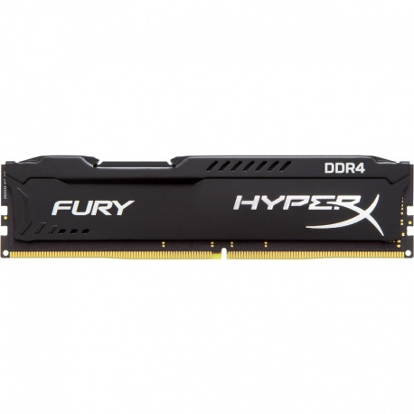 Memorie HyperX Fury Black 16GB DDR4 2400MHz CL15 1.2v