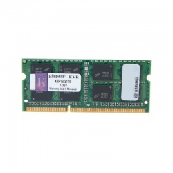 Memorie notebook Kingston 8GB, DDR3, 1600MHz, CL11, 1.35v