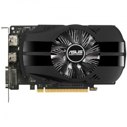 Placa video ASUS GeForce GTX 1050 Ti Phoenix 4GB DDR5 128-bit